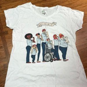 Tops - Feminist T-shirt